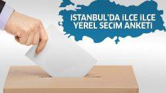31 Mart yerel seçim anket sonuçlarında son durum