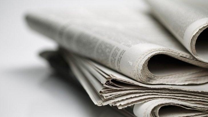 14 Nisan 2019 gazete manşetleri