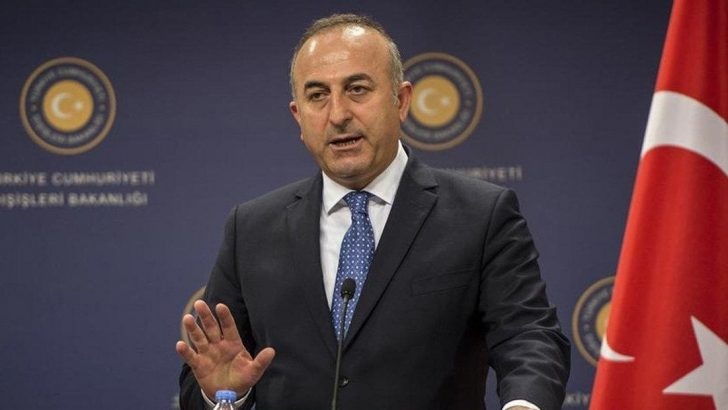 Bakan Çavuşoğlu'ndan vizesiz Rusya açıklaması