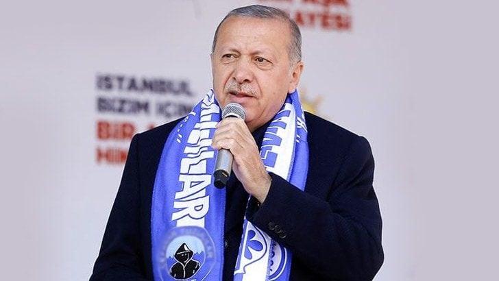 Cumhurbaşkanı Erdoğan'dan CHP'ye mesaj: Siz söylemezseniz de biz çıkarıp ilan edeceğiz