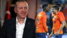 Erdoğan: Başakşehir'i ben kurdum, şampiyonluğu devrim olur
