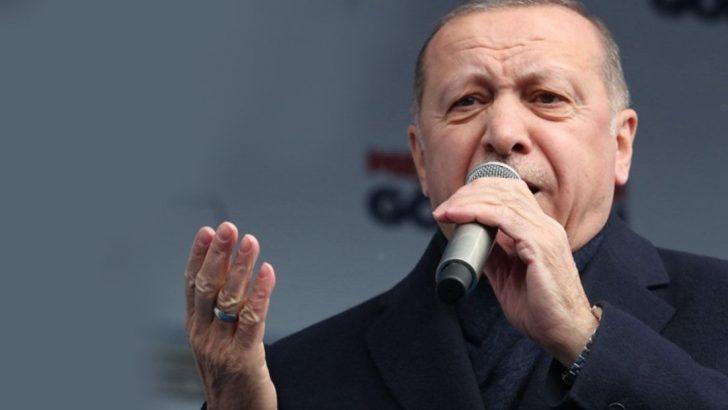 Cumhurbaşkanı Erdoğan'dan Netanyahu'ya Mescidi Aksa tepkisi