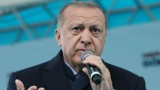 Cumhurbaşkanı Erdoğan'dan terörle mücadele mesajı
