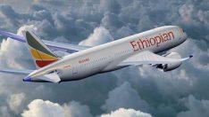 Etiyopya'da 157 kişilik yolcu uçağı düştü