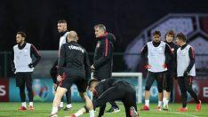 EURO 2020'de ilk maç! Türkiye Arnavutluk maçı saat kaçta hangi kanalda? İşte Milli Takım'ın muhtemel 11'i