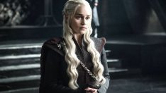 Game of Thrones'ın Khaleesi'sinden şoke eden itiraf: Konuşma yetimi kaybettim