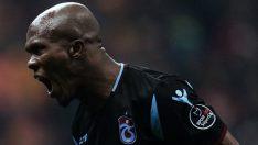 Herkes Trabzonsporlu Nwakaeme'yi konuşuyor