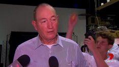 İslam karşıtı Avustralyalı senatöre yumurtalı protesto!