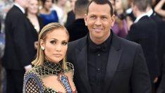 Jennifer Lopez ve Alex Rodriguez nişanlandı