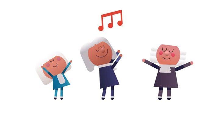 Johann Sebastian Bach doodle oldu! Bugün dünyaca ünlü müzisyen Bach'ın doğum günü! İşte Johann Sebastian Bach hakkında bilinmeyenler
