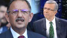 Mehmet Özhaseki ve Mansur Yavaş TV'de Ankara'yı tartışacak