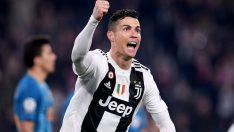 Ronaldo İtalya'ya dönmüyor! Juventus'a iletti