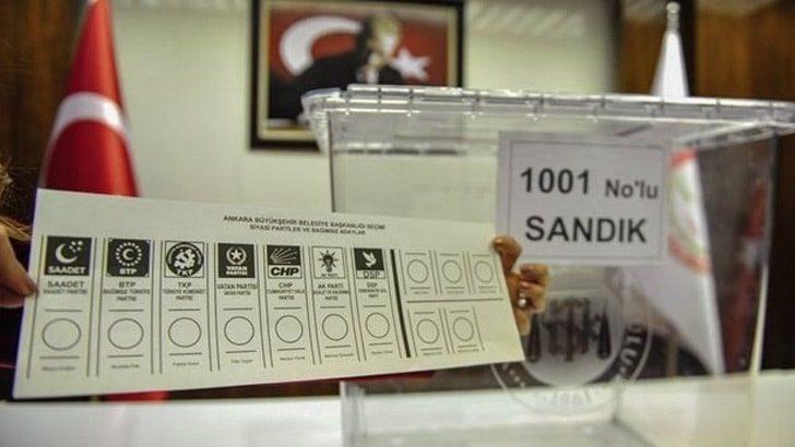 Saat kaça kadar oy verebilirim? Oy verme saati kaçta bitiyor?