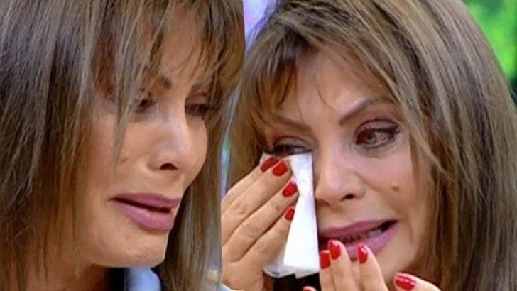 Seray Sever, canlı yayında gözyaşlarına boğuldu!