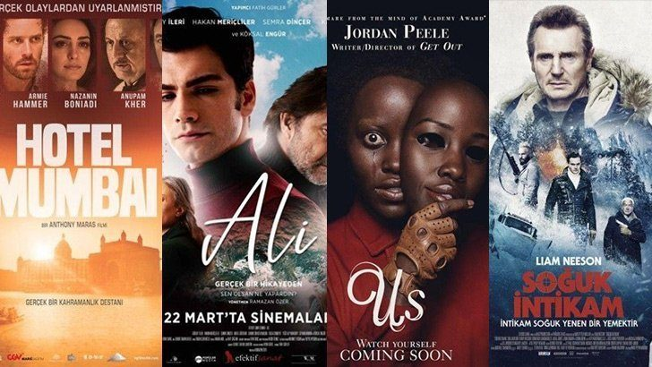 Sinemada haftanın filmleri (22 Mart 2019)