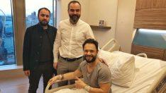 Ünlü şarkıcı Özgün ameliyat oldu!