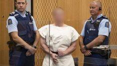 Yeni Zelanda teröristinin el hareketi ne anlama geliyor?