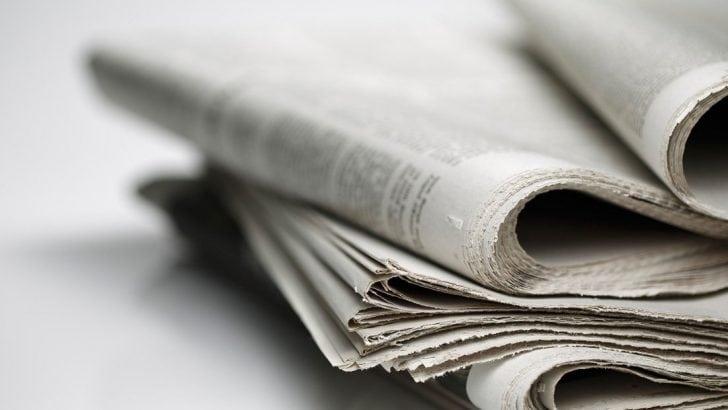 13 Mayıs 2019 günün gazete manşetleri