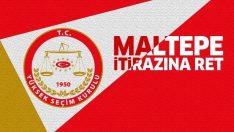 AK Parti'nin  Maltepe seçimlerindeki tutanak itirazına ret!