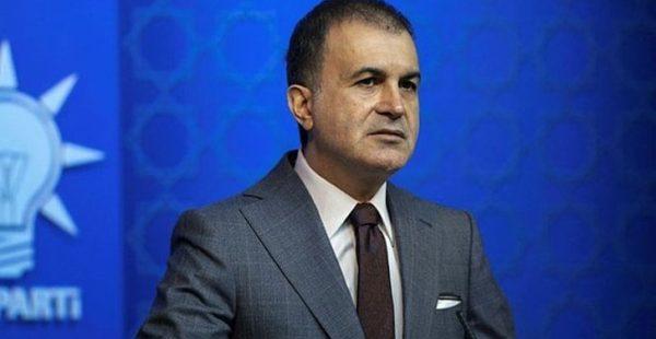 AK Parti Sözcüsü Çelik'ten Kılıçdaroğlu'na yapılan saldırı hakkında açıklama