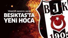 Beşiktaş'ın yeni hocası kim olacak? Yönetim kararını verdi!