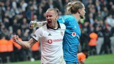 Beşiktaş'ın yıldızı Vida'yı kurt kapacak!