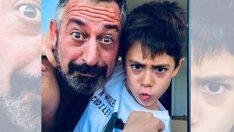 Cem Yılmaz: Oğlum baban Acun değil
