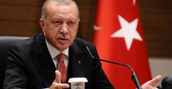 Cumhurbaşkanı Erdoğan: 109 terörist öldürüldü