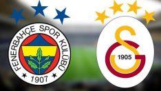 Kadıköy'de dev derbi! Fenerbahçe ve Galatasaray'ın ilk 11'i belli oldu
