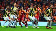 Fenerbahçe-Galatasaray derbisinde kazanan çıkmadı! İşte güncel puan durumu
