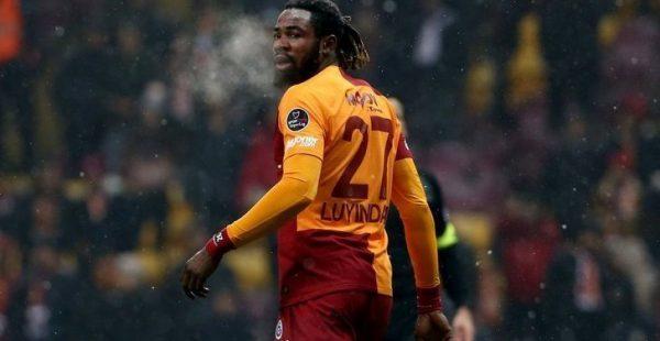 Galatasaray'da ilk transfer Luyindama!