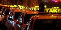 İstanbul'da takside tecavüz şoku! Kameralardan tespit edildi