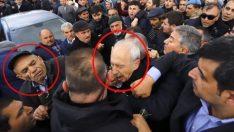 Kılıçdaroğlu'na yumruk atan zanlı tutuklandı