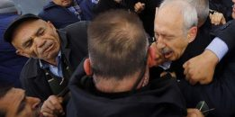 Kılıçdaroğlu'na yumruk atan zanlının savcılıktaki ifadeleri ortaya çıktı