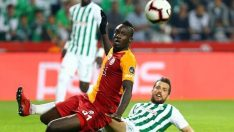 Konyaspor, Galatasaray'a liderlik için geçit vermedi! Konyaspor Galatasaray maç özeti