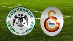 Konyaspor-Galatasaray maçı saat kaçta, hangi kanalda? Konyaspor-Galatasaray maçının muhtemel 11'leri