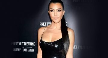 Kourtney Kardashian'ın çıplak halini pasta süsü yaptılar!