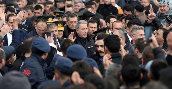 Milli Savunma Bakanlığı'ndan Kılıçdaroğlu'na yönelik saldırıya ilişkin açıklama