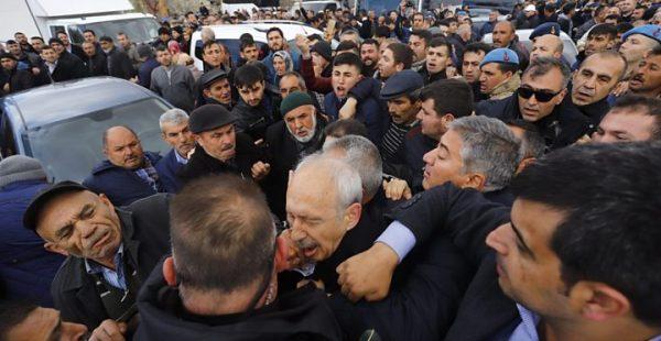 Kılıçdaroğlu'na saldırı soruşturmasında 11 kişinin kimliği tespit edildi