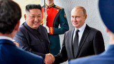 Putin- Kim görüşmesinde ABD'ye mesaj
