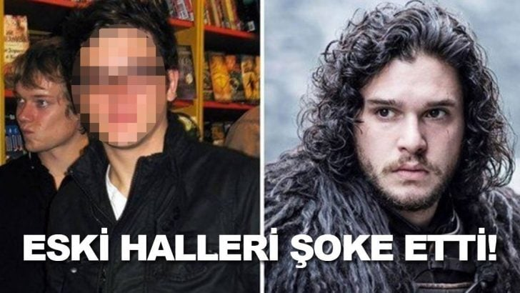 Game of Thrones oyuncularının eski halleri