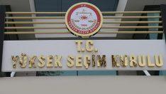YSK'dan HDP'nin KHK itirazına ikinci ret