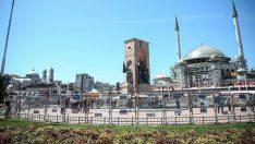 1 Mayıs için Bakırköy'de hazırlık, Taksim'de önlem!