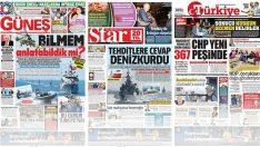 14 Mayıs 2019 günün gazete manşetleri