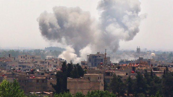 Afrin'de bomba patladı: Saldırıda 8 sivil öldü