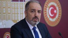 """AK Partili Mustafa Yeneroğlu 'istifayı verdi"""""""