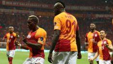 Aslan, Kartal'ı devirip zirveye yerleşti! (Galatasaray 2-0 Beşiktaş)