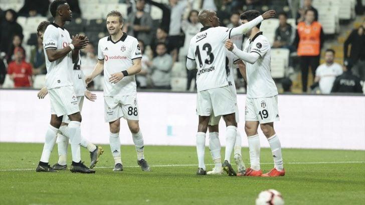 Beşiktaş Avrupa'yı garantiledi!