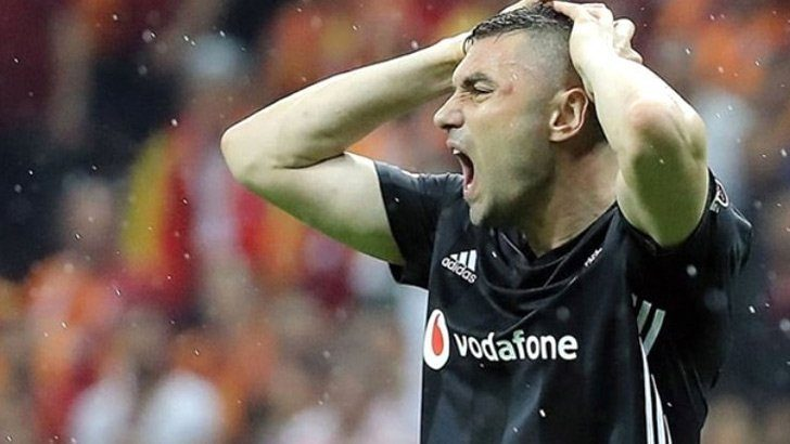 Beşiktaş'ta Burak Yılmaz şoku!