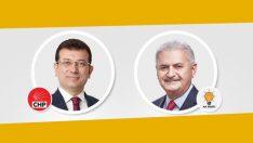İstanbul seçimleri için Erdoğan'a sunulan son anket… Binali Yıldırım ile İmamoğlu arasında nefes kesen yarış!
